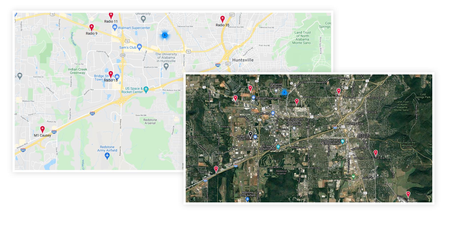 satellite-maps
